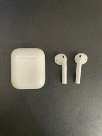 AirPods Generation 2 (with wireless charging case) - Genuine