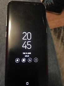 Samsung S8 (any network)