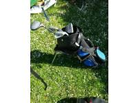 Junior Golf Bag Set