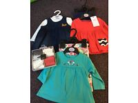 Brand new with tags size 3-6month marks and spencer baby bundle