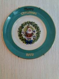 Christmas Plate (1979)