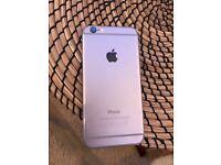 iPhone 6 32gig space grey