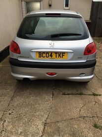 2004 Peugeot 206 S *OFFERS*