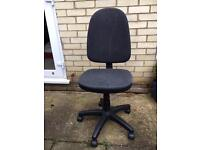 Free to a good home office swivel chair