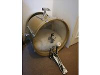 Yamaha Bass Drum (22'')