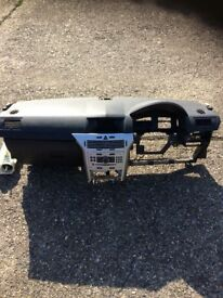 Astra h 58 plate dashboard with air bag 07594145438