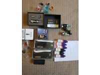 Job Lot Of Vaping Equipment. Some New Some Used.