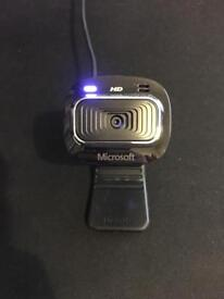 Microsoft HD webcam