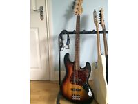 Vintage Jazz Bass Sunburst