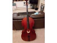 4/4 Cello handmade