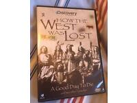 How The West Was Lost DVD Box Set