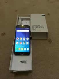 Samsung Galaxy S6 - Unlocked - Boxed - As New condition