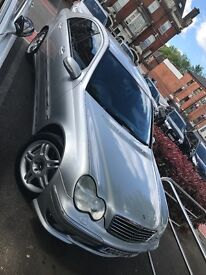 MERCEDES BENZ C320 AMG SUPERCHARGED 410BHP REMAPPED