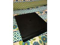 Ps4 slim with box GOOD CONDITION