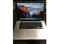 "15"", 2011 Macbook Pro, 2GHz, 8GB RAM..."