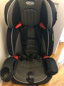 Graco car booster seat nautilus elite model