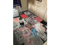 Bundle of Kids clothes ages 6-8yrs
