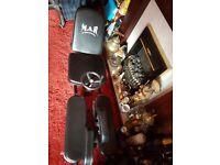 Mar Leg Stretching Machine