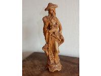 Oriental Figure Ornament - excellent condition (2 available)