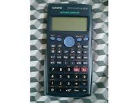 Casio fx-83ES calculator