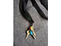 FOUND! Set of keys, Palatine Road, West Didsbury, Manchester 22/09/2017