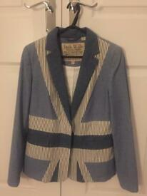 Brand new Jack Wills light blazer