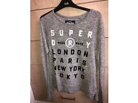 SUPERDRY longsleeve top