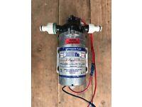 SHURFLO SUK 0110 fresh water pump, 12v, 75 psi,