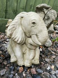 Elephant garden ornament new