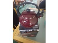 New Stove all heat source whistling kettle