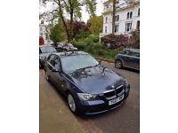 BMW 318i SE 4dr 2007 - 12 months MOT & Service - Leather - SatNav - Excellent to Drive