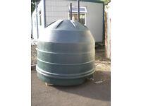 3500 litre (750 gallon) oil tank in good condition