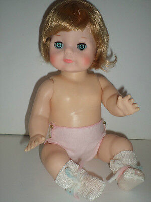 1965 Vogue 13' GINNY BABY DOLL! NEW IN BAGGY!