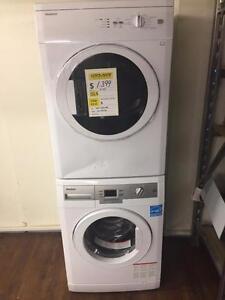 FLOOR MODEL - Blomberg Compact Washer & Dryer NO HST