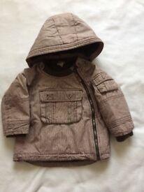 Winter jacket 9-12months