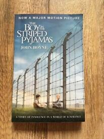 'The boy in the striped pajamas' book