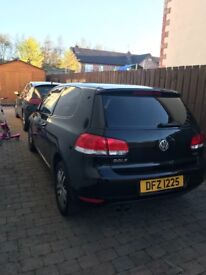 Volkswagan Golf late 2009