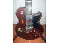 GIBSON L6S 1970S GUITAR