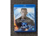 i, Robot Blu Ray (2D/3D).