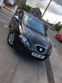 Seat Leon 1.6 Stylance Good Condition Low Mileage Long Mot Full Service History ONLY £2000
