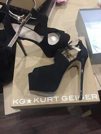 Two pairs of high heels from Kurt Geiger