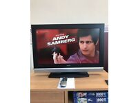 SUPERB QUALITY SONY 32 INCH 1080P HDMI USB MEDIA FREEVIEW TV GAMING Etc