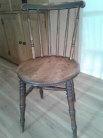 Very Old Dining Chair