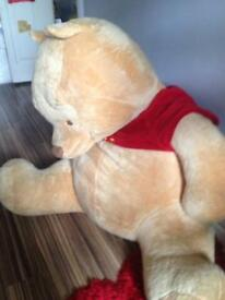 Disney Winnie the Pooh X Large soft toy