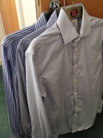 T.M. Lewin smart shirts
