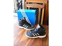 New Ladies Adidas M19064 Rita Ora Bankshot Ltd Edition Trainers Shoes UK 8 EU 42