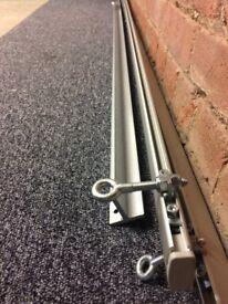 FREE - Metal Frame Beams - 4m Long