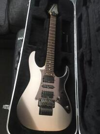 ELECTRIC GUITAR IBANEZ RG550 WITH HARD CASE