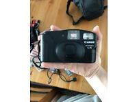 Canon Snappy LX Film Camera