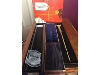 Harry Potter Wands and Books 1-7 (Like New)